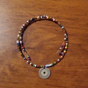 Silpada choker necklace